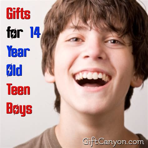 gift ideas for 14 year gifts for boys gift