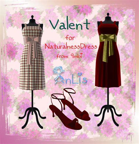 Valent Dress valent for naturalnessdress v4 poser sharecg