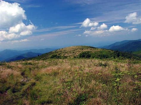 Black Balsam Knob To Cold Mountain by Image Gallery Shining Rock