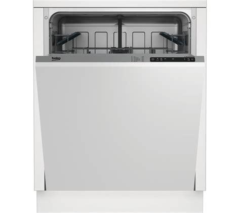 Beko Small Home Appliances Beko Din15x10 Size Integrated Dishwasher Appliance Sava