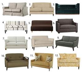 Cheap Loveseat Sofa Small Space Seating Sofas Amp Loveseats Under 60 Inches
