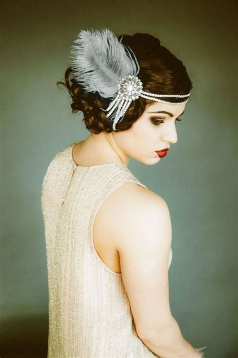 charleston ucesy les mari 233 es sont belles avec des plumes dans les cheveux