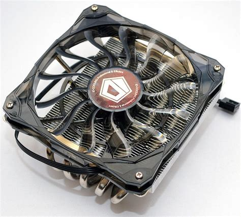 Id Cooling Is 65 Cpu Cooler id cooling is 50 is 40 low profile cpu cooler review eteknix