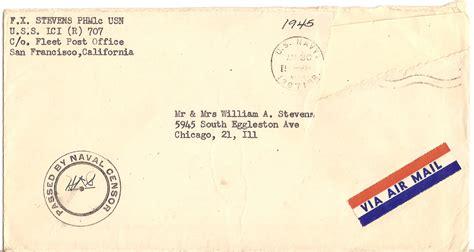 Letter Envelope A Family Tapestry December 2011