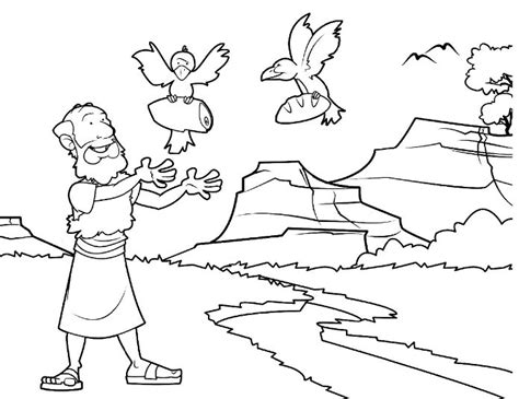 free bible coloring pages elijah prophet elijah bible coloring pages prayer