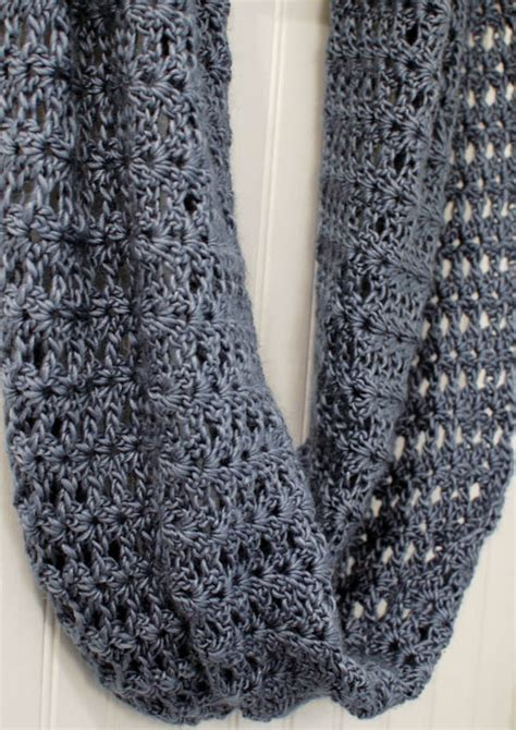infinity scarf knitting pattern beginners beginner crochet infinity scarf pattern crochet and knit