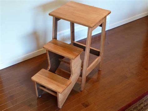 Collapsible 2 Step Stool by Kid S Wooden Collapsible Step Stool Indoor Outdoor Decor