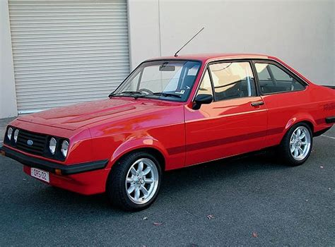 3 Door Garage by 1980 Ford Escort Rs2000 Michaeln Shannons Club