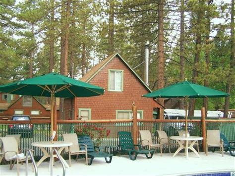 the bear cottages property