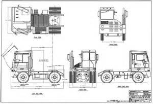 heavy truck wiring diagram