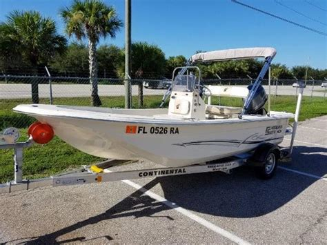 total boat skiff ebay carolina skiff 16 v series boats for sale