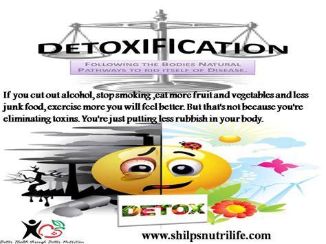 Is Detoxing Necessary by Is Detoxification Necessary Shilpsnutrilife