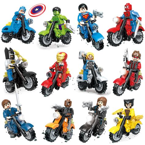 Mainan Lego Heroes Motorcycle motorcycle reviews shopping motorcycle reviews on aliexpress