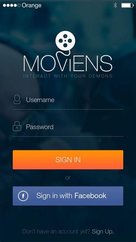 page layout app iphone 378 best mobile ui logins images on pinterest app