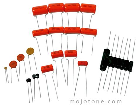 Handmade Lifier - guitar capacitor kit 28 images capacitor kit for tweed