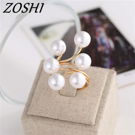Cincin Pearl 1 buy grosir mutiara perhiasan cincin from china