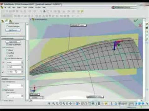 boat hull fusion 360 how to design a boat hull in solidworks free form demo