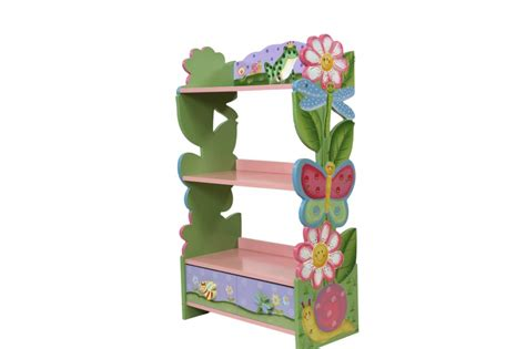 cool and unique bookcases for children