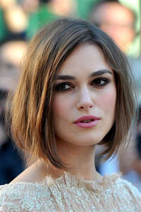 hypnotic short hairstyles  women  square faces