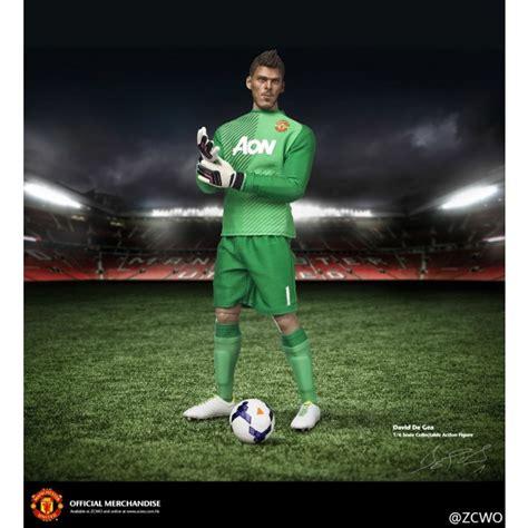 David De Gea Manchester United Figure Zcwo 1 6th Scale Manchester United De Gea Collectible