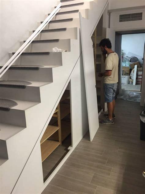 smontaggio armadio armadio sottoscala armadio su misura legnoeoltre