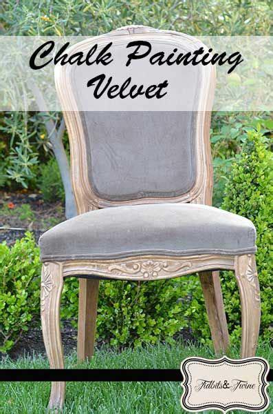 diy chalk paint satin diy fail chalk painting a velvet chair satin finish