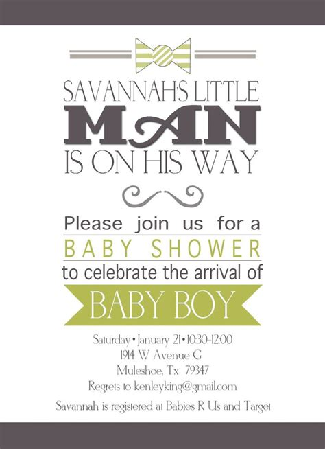 Baby Shower Guys Invited by 22 Best Bow Tie Baby Shower Images On