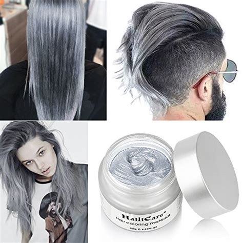 Hairstyle Wax Grey hailicare silver grey hair wax 4 23 oz professional hair
