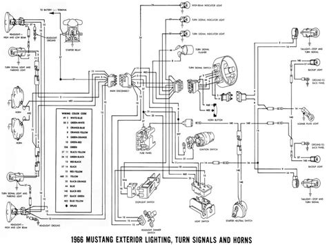 2002 mustang wiring schematic free wiring