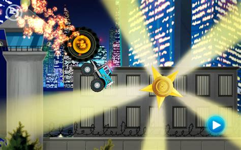 monster truck extreme racing monster truck police racing