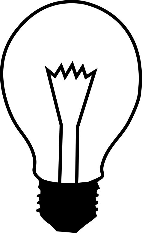lights clipart free light bulb clip clipart best