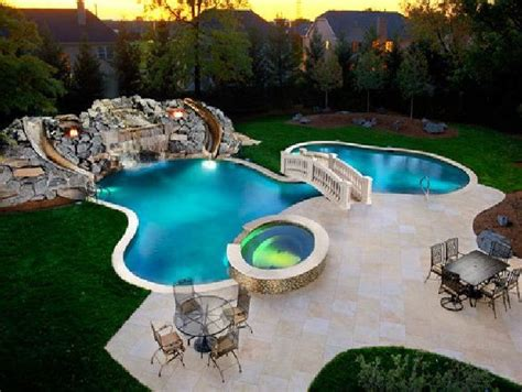 amazing backyard pools awesome fiberglass pool amazing inground pool design by
