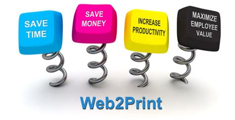 frequently large amounts web2print