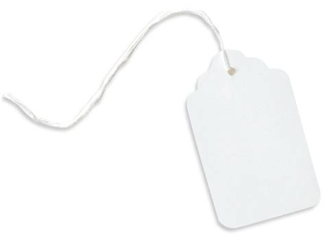Resale Gift Cards - jumbo white resale gift tags cotton strung 2x3 5 16 quot srgtwj