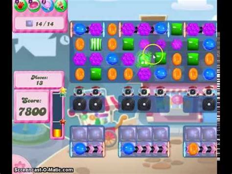candy crush saga level 2728 no boosters youtube