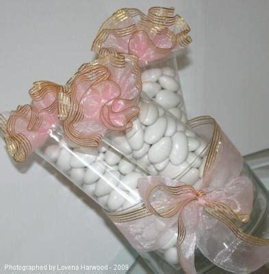 edible bridal shower favor ideas bridal shower centerpiece favors combo
