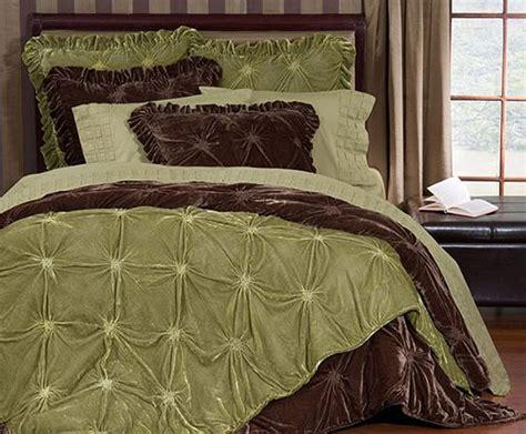 green velvet comforter green velvet bedspread whereibuyit com