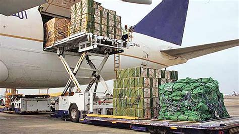 india a bright spot in slowing air cargo global market