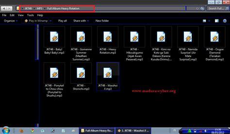 download mp3 full album jkt48 download full album heavy rotation jkt48 2013