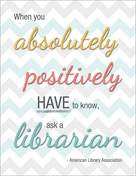 printable library quotes librarian quotes print collection on behance