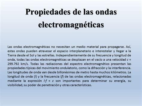 ejemplos de ondas electromagneticas ejemplos de ondas electromagneticas ondas electromagn 233