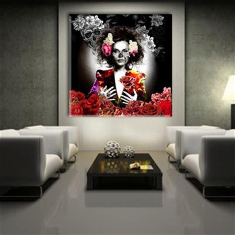 Tableau De Decoration by Tableau De D 233 Coration Ambiance Skull