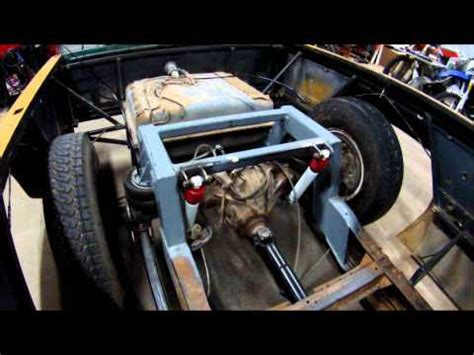 dually air ride rear suspension movement youtube