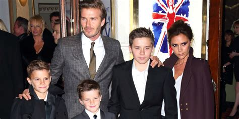 The Beckhams Are by 20 Times The Beckhams Were The Definition Of Familygoals