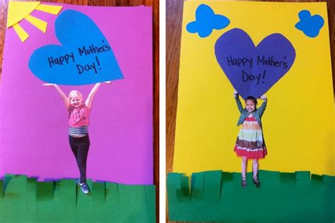 mothers day cards to make ks1 12 adorable diy s day cards parentmap
