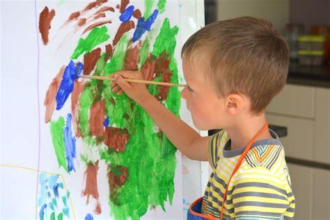Free Photo Boy Child People Painting Brush Free Image On Pixabay 369235 Children Painting Images