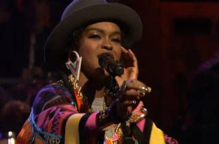 lauryn hill you know how i feel rhymes with snitch celebrity and entertainment news