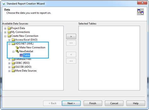 membuat database vb dengan mysql cara membuat report dengan crystal report di vb net dengan