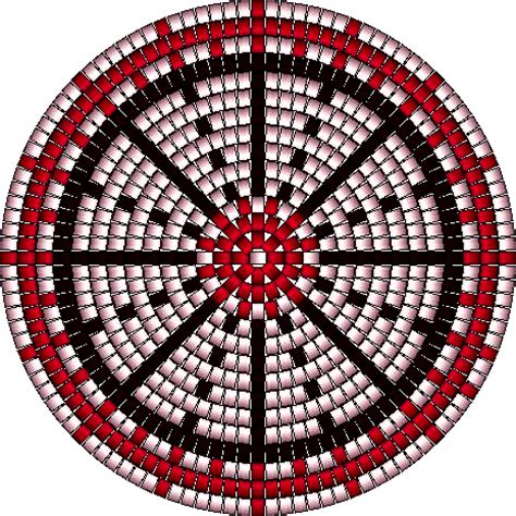 beaded rosette patterns 3dbeadingcom free 3 d beading pattern and