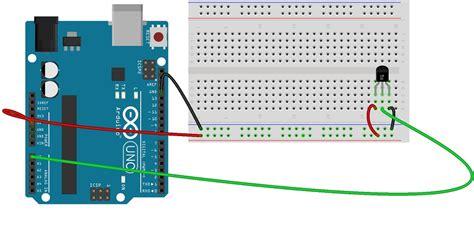 code arduino lm35 temperatur sensor lm35 with arduino